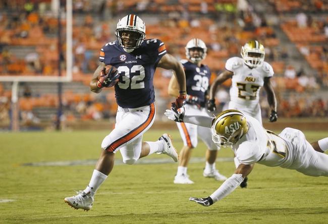 Auburn vs. LSU - 9/15/18 College Football Pick, Odds, and Prediction