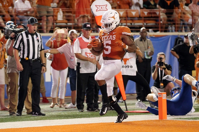 UTEP at Texas - 9/12/20 College Football Picks and Prediction