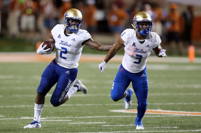 Tulsa vs. USF - 10/12/18 College Football Pick, Odds, and Prediction