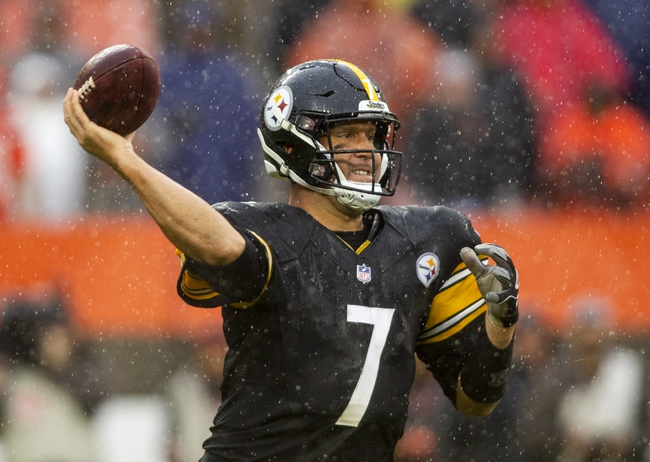 Pittsburgh Steelers vs. Cleveland Browns - 10/28/18 NFL Pick, Odds, and Prediction