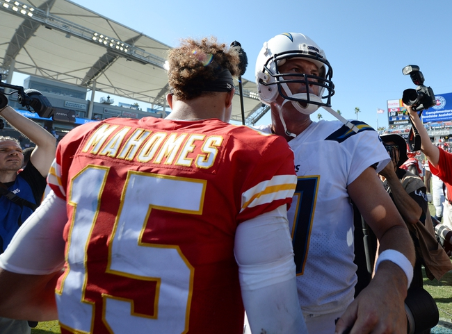 Kansas City Chiefs vs. Los Angeles Chargers - 12/13/18 NFL Pick, Odds, and Prediction
