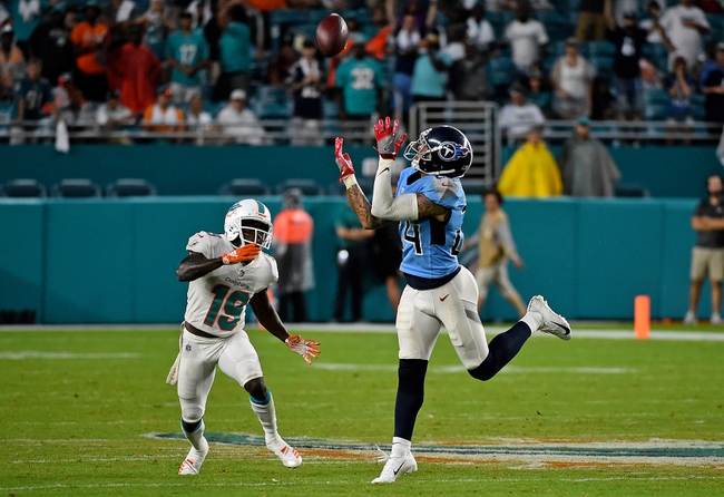 Miami Dolphins vs. Tennessee Titans - 6/420 Madden 20 Sim NFL Pick, Odds, and Prediction