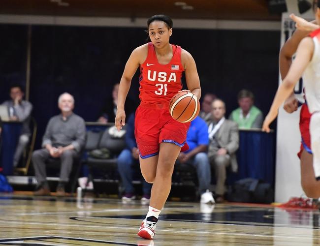Dallas Wings vs. Washington Mystics - 8/21/20 WNBA Pick, Odds, and Prediction
