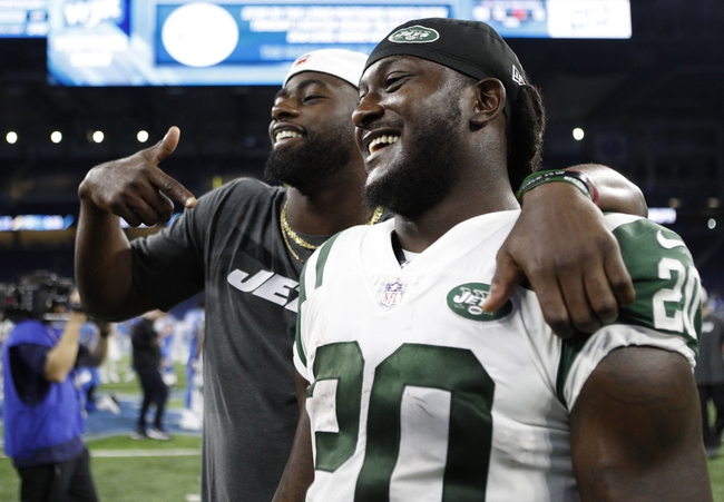 New York Jets vs. Denver Broncos - 10/7/18 NFL Pick, Odds, and Prediction