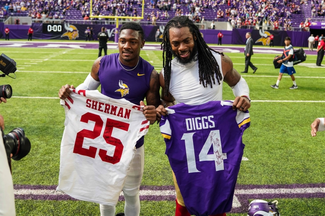 Minnesota Vikings at San Francisco 49ers - 1/11/20 NFL Playoffs Pick, Odds, and Prediction