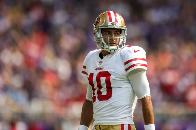 Detroit Lions at San Francisco 49ers - 9/16/18 NFL Pick, Odds, and Prediction