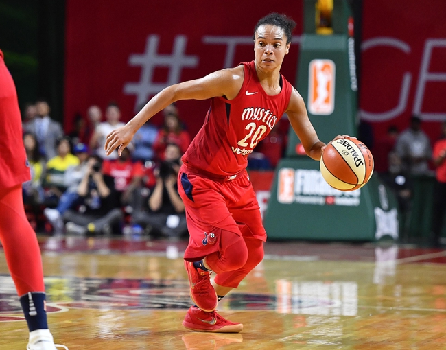 Washington Mystics vs. Connecticut Sun - 9/29/19 WNBA Pick, Odds, and Prediction