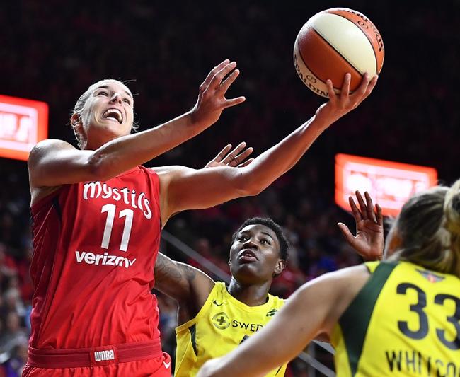 Washington Mystics vs. Dallas Wings - 9/6/19 WNBA Pick, Odds, and Prediction