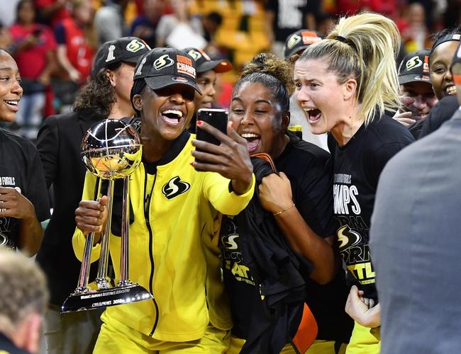 Seattle Storm vs. Minnesota Lynx - 9/11/19 WNBA Pick, Odds, and Prediction