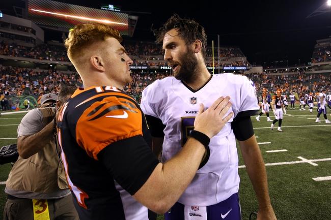 Baltimore Ravens vs. Cincinnati Bengals - 11/18/18 NFL Pick, Odds, and Prediction