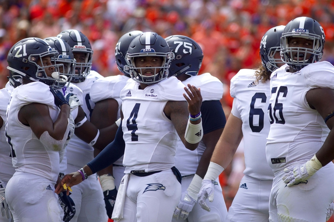Georgia Southern vs. Arkansas State - 9/29/18 College Football Pick, Odds, and Prediction