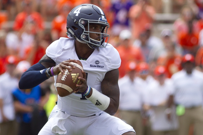 Georgia Southern vs. Appalachian State - 10/25/18 College Football Pick, Odds, and Prediction