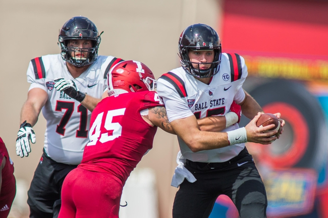 Ball State vs. WKU - 9/22/18 College Football Pick, Odds, and Prediction