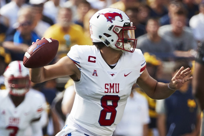 SMU vs. Navy - 9/22/18 College Football Pick, Odds, and Prediction