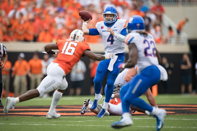 Boise State vs. Colorado State - 10/19/18 College Football Pick, Odds, and Prediction