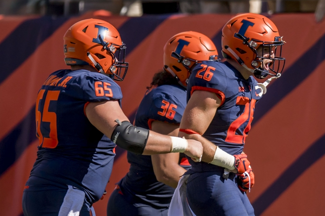 Illinois vs. Penn State - 9/21/18 College Football Pick, Odds, and Prediction