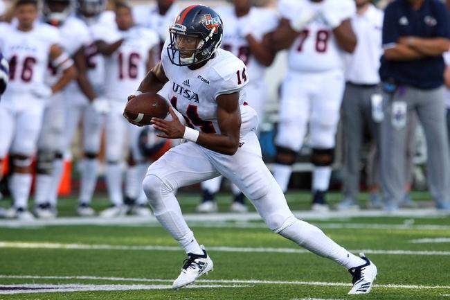 UTSA vs. Incarnate Word - 8/31/19 College Football Pick, Odds, and Prediction