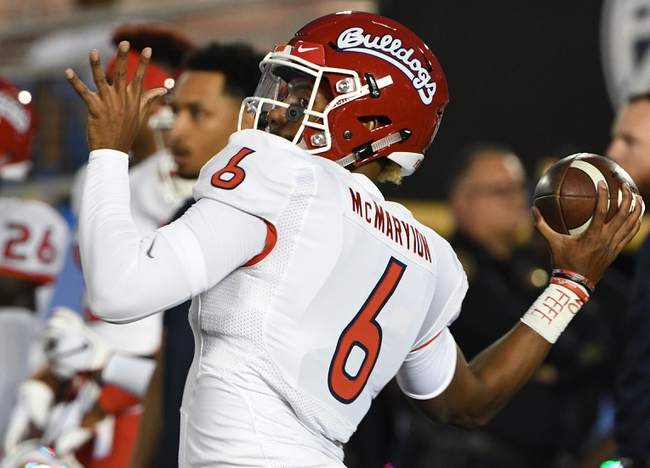 New Mexico vs. Fresno State - 10/20/18 College Football Pick, Odds, and Prediction