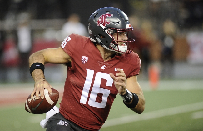 USC vs. Washington State - 9/21/18 College Football Pick, Odds, and Prediction