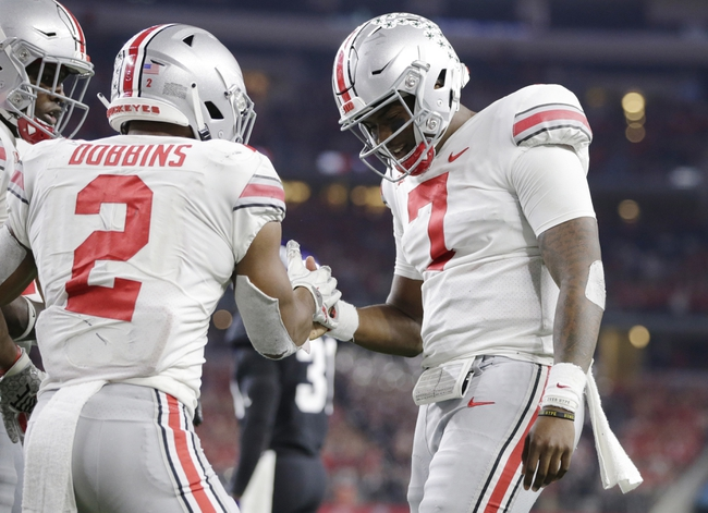 Ohio State vs. Tulane - 9/22/18 College Football Pick, Odds, and Prediction