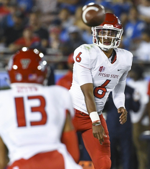 Boise State vs. Fresno State - 11/9/18 College Football Pick, Odds, and Prediction