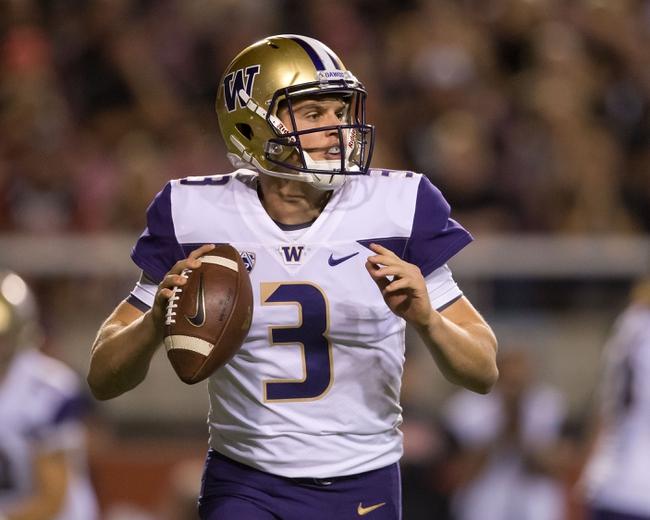 Washington vs. Arizona State - 9/22/18 College Football Pick, Odds, and Prediction