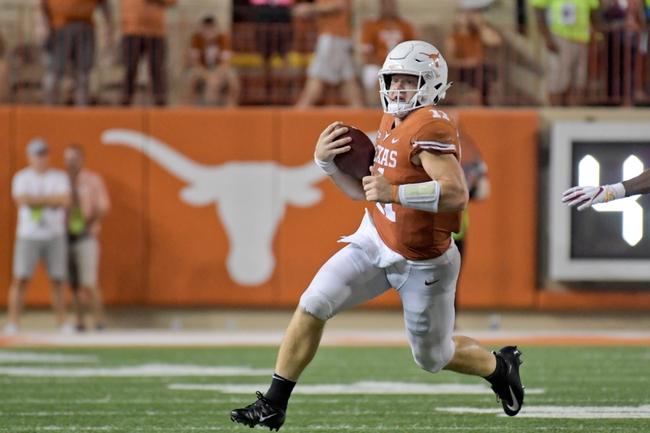 Texas vs. TCU - 9/22/18 College Football Pick, Odds, and Prediction