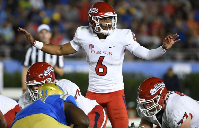 Nevada vs. Fresno State - 10/6/18 College Football Pick, Odds, and Prediction