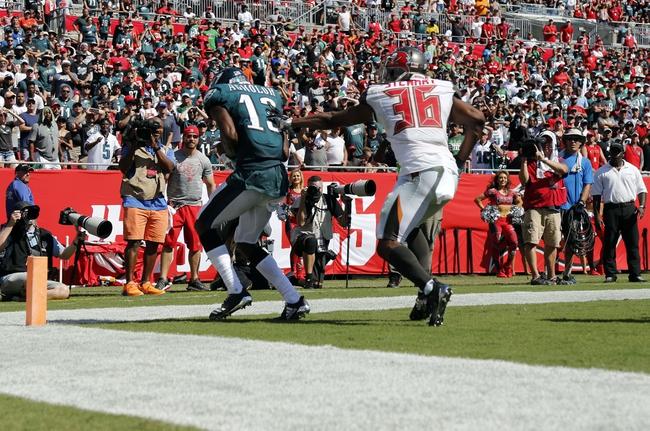 Tampa Bay Buccaneers vs. Philadelphia Eagles - 6/1/20 Madden 20 Sim NFL Pick, Odds, and Prediction