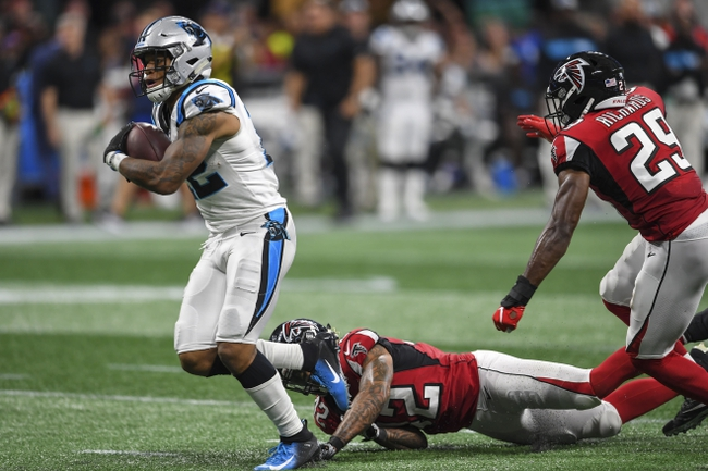Atlanta Falcons at Carolina Panthers - 12/23/18 NFL Pick, Odds, and Prediction