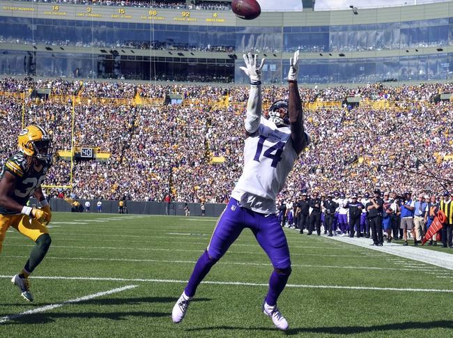 Minnesota Vikings vs. Buffalo Bills - 9/23/18 NFL Pick, Odds, and Prediction