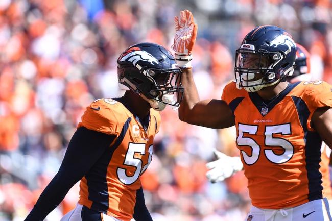 Denver Broncos vs. Kansas City Chiefs - 10/1/18 NFL Pick, Odds, and Prediction