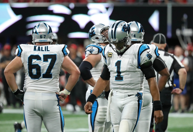 Carolina Panthers vs. Cincinnati Bengals - 9/23/18 NFL Pick, Odds, and Prediction