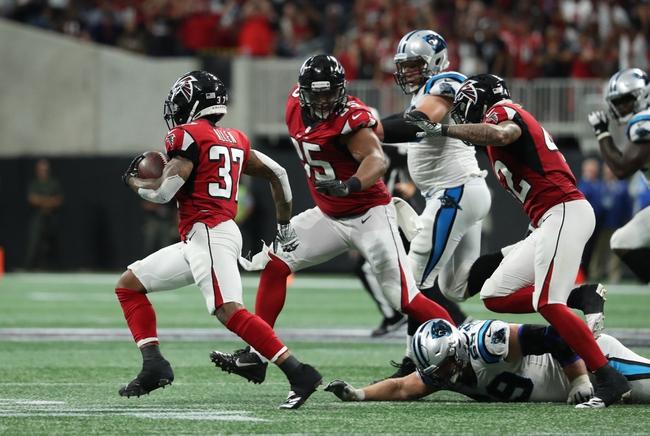 Carolina Panthers vs. Atlanta Falcons - 12/23/18 NFL Pick, Odds, and Prediction