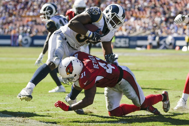 Los Angeles Rams at Arizona Cardinals - 12/23/18 NFL Pick, Odds, and Prediction