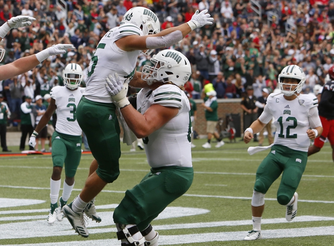 Ohio vs. San Diego State - Frisco Bowl - 12/19/18 College Football Pick, Odds, and Prediction