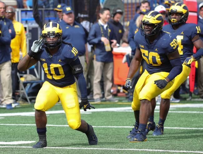 Michigan vs. Wisconsin - 10/13/18 College Football Pick, Odds, and Prediction