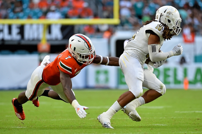 FIU Panthers vs. Miami Hurricanes - 11/23/19 CFB Pick, Odds, and Prediction
