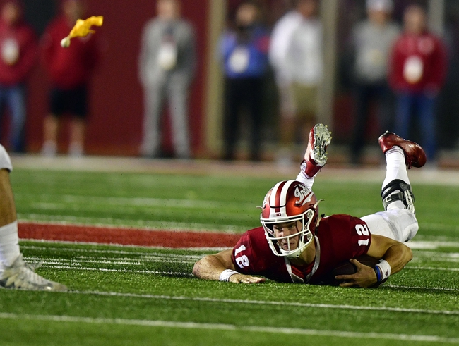 Indiana vs. Penn State - 10/20/18 College Football Pick, Odds, and Prediction