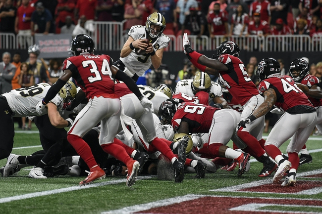 New Orleans Saints vs. Atlanta Falcons - 11/22/18 NFL Pick, Odds, and Prediction