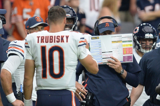 Chicago Bears vs. Tampa Bay Buccaneers - 9/30/18 NFL Pick, Odds, and Prediction