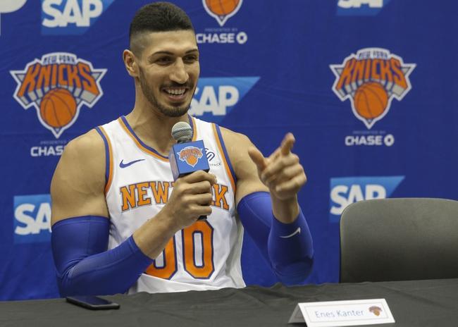 New York Knicks vs. Washington Wizards - 10/8/18 NBA Pick, Odds, and Prediction