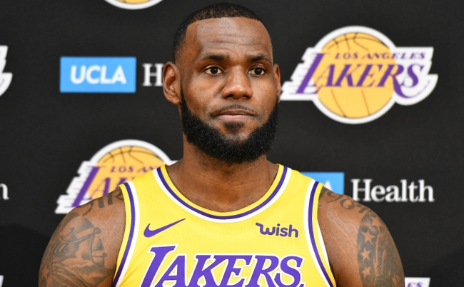 Los Angeles Lakers vs. Denver Nuggets - 9/30/18 NBA Pick, Odds, and Prediction