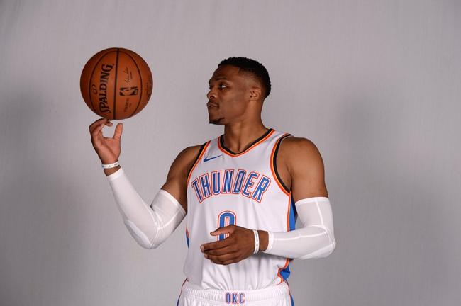 Oklahoma City Thunder vs. Detroit Pistons - 10/3/18 NBA Pick, Odds, and Prediction