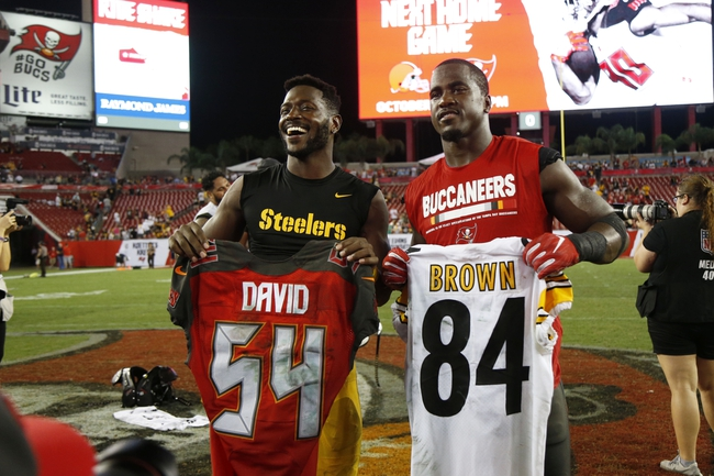 Pittsburgh Steelers vs. Tampa Bay Buccaneers - 8/9/19 NFL Pick, Odds, and Prediction