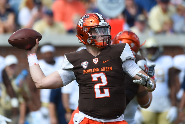 Akron vs. Bowling Green - 11/17/18 College Football Pick, Odds, and Prediction