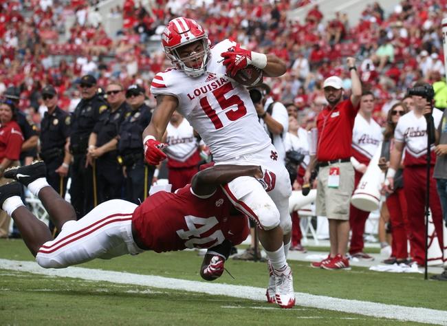 Louisiana-Lafayette at Iowa State - 9/12/20 College Football Picks and Prediction