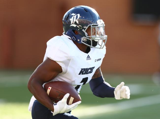 Rice vs. UTSA - 10/6/18 College Football Pick, Odds, and Prediction