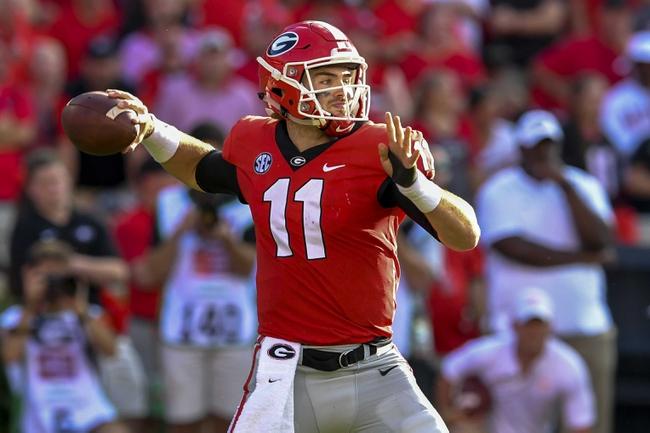 Georgia vs. Vanderbilt - 10/6/18 College Football Pick, Odds, and Prediction