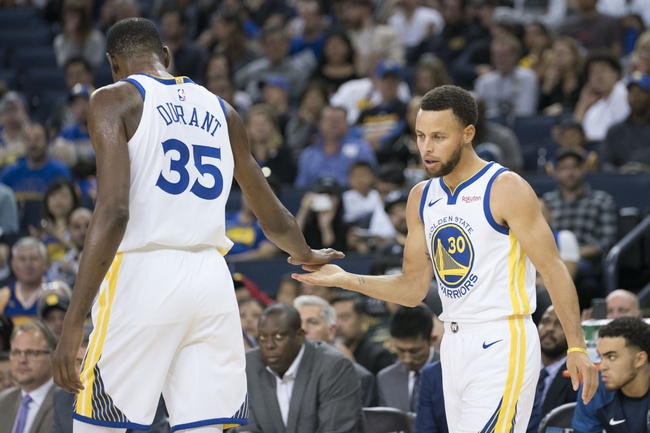 Golden State Warriors vs. Minnesota Timberwolves - 11/2/18 NBA Pick, Odds, and Prediction